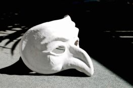 Imposter Syndrome, mask, audition
